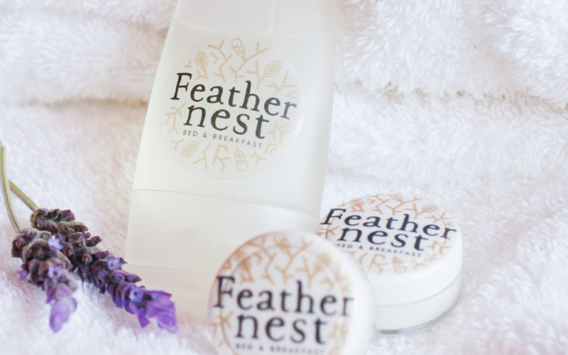Feather Nest Guest Amenities